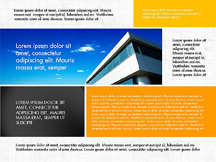 Presentation Templates: Business People Brochure Presentation Template #04058