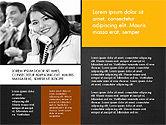 Business People Brochure Presentation Template#14