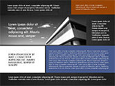 Business People Brochure Presentation Template#9