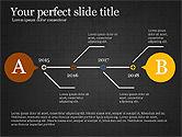 Flat Design Infographic Shapes#10