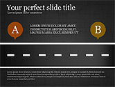 Flat Design Infographic Shapes#11
