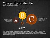 Flat Design Infographic Shapes#12