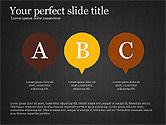 Flat Design Infographic Shapes#13