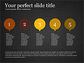 Flat Design Infographic Shapes#15