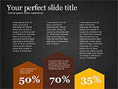 Flat Design Infographic Shapes#16
