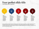 Flat Design Infographic Shapes#7