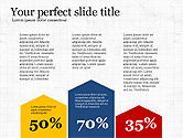 Flat Design Infographic Shapes#8