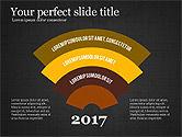 Flat Design Infographic Shapes#9