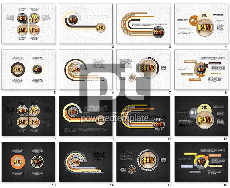 Brand Design Infographics