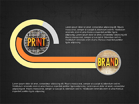 Brand Design Infographics Slide 10