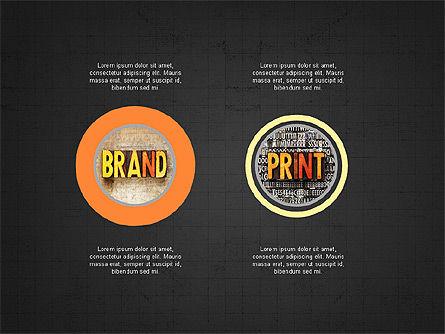 Brand Design Infographics Slide 13