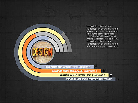 Brand Design Infographics Slide 14