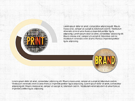 Brand Design Infographics Slide 2