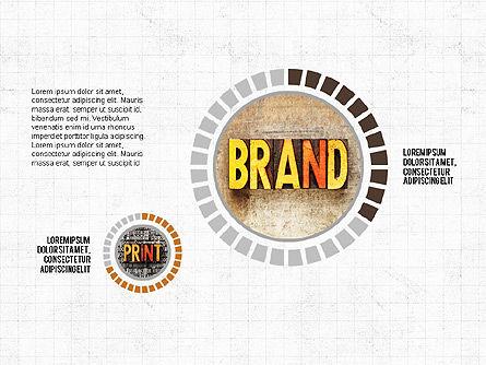 Brand Design Infographics Slide 7