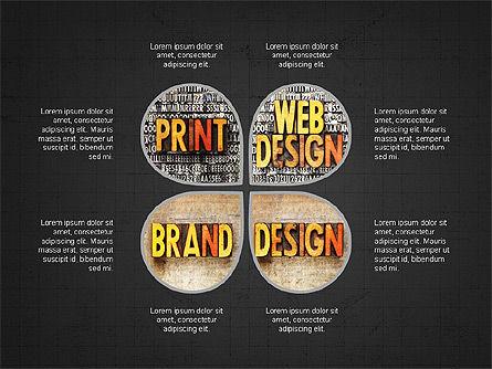 Brand Design Infographics Slide 9