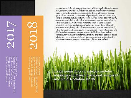 Business Brochure Presentation Template, Slide 15, 04064, Presentation Templates — PoweredTemplate.com