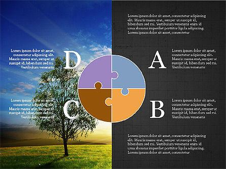 Business Brochure Presentation Template, Slide 16, 04064, Presentation Templates — PoweredTemplate.com