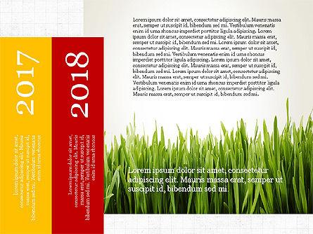 Business Brochure Presentation Template, Slide 7, 04064, Presentation Templates — PoweredTemplate.com