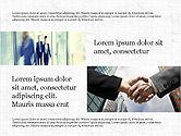 Business Brochure Presentation Template#5