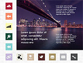 Brochure Presentation Template with Icons#7