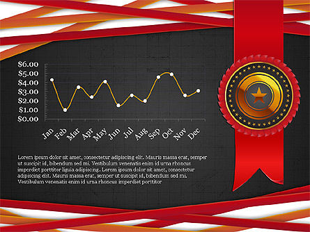Exceptional Services Data Driven Report Concept, Slide 16, 04068, Data Driven Diagrams and Charts — PoweredTemplate.com