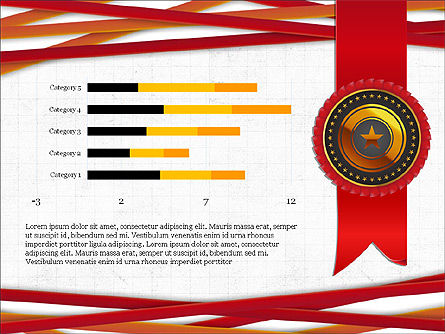 Exceptional Services Data Driven Report Concept, Slide 3, 04068, Data Driven Diagrams and Charts — PoweredTemplate.com