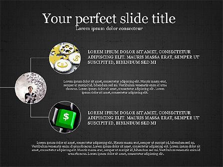 Financial Org Charts Slide Deck, Slide 11, 04074, Organizational Charts — PoweredTemplate.com