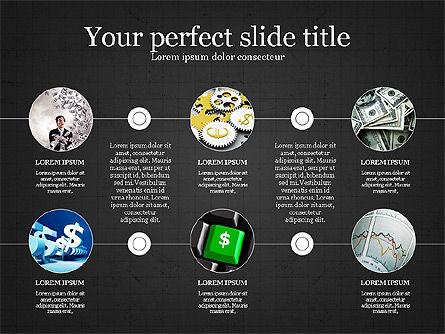 Financial Org Charts Slide Deck, Slide 12, 04074, Organizational Charts — PoweredTemplate.com