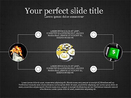 Financial Org Charts Slide Deck, Slide 14, 04074, Organizational Charts — PoweredTemplate.com
