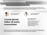 Presentation Templates: Corporate Modern Presentation Template #04075