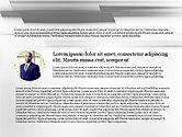 Corporate Modern Presentation Template#2