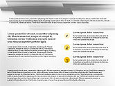 Corporate Modern Presentation Template#4