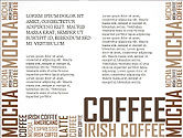 Coffee Presentation Template#14