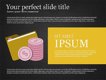 Target Audience Presentation Template, Slide 13, 04078, Presentation Templates — PoweredTemplate.com