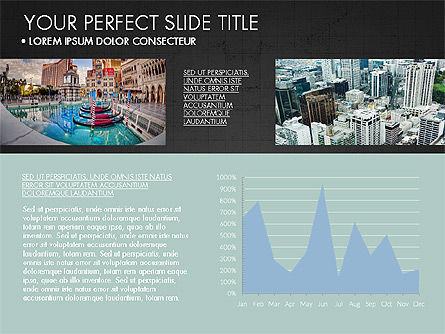 Real Estate Brochure Presentation Template, Slide 11, 04079, Presentation Templates — PoweredTemplate.com