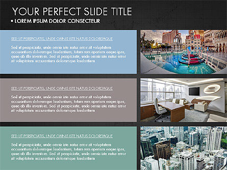 Real Estate Brochure Presentation Template, Slide 14, 04079, Presentation Templates — PoweredTemplate.com