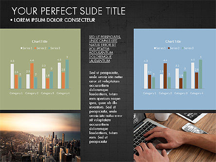 Real Estate Brochure Presentation Template, Slide 15, 04079, Presentation Templates — PoweredTemplate.com