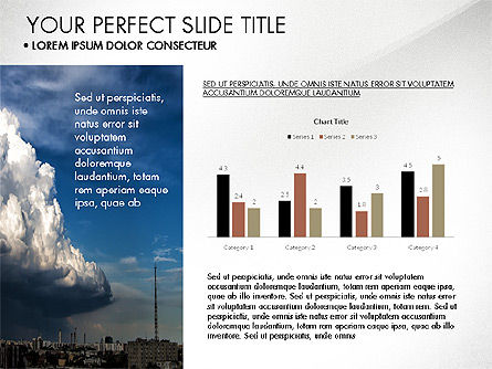 Real Estate Brochure Presentation Template, Slide 2, 04079, Presentation Templates — PoweredTemplate.com