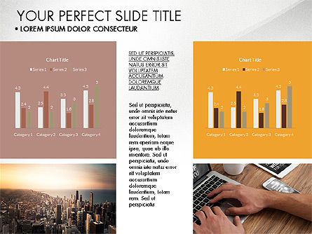 Real Estate Brochure Presentation Template, Slide 7, 04079, Presentation Templates — PoweredTemplate.com