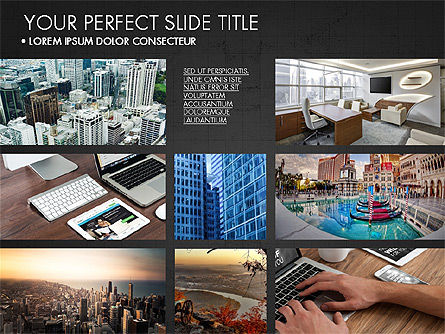 Real Estate Brochure Presentation Template, Slide 9, 04079, Presentation Templates — PoweredTemplate.com