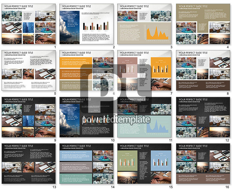 Real Estate Brochure Presentation Template