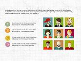Icons: Merekrut Konsep Presentasi #04081