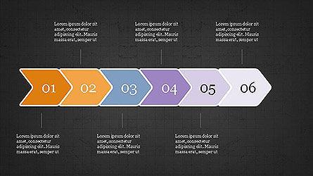 Sequential Process Presentation Concept Slide 11