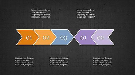 Sequential Process Presentation Concept Slide 14