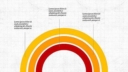 Sequential Process Presentation Concept Slide 5