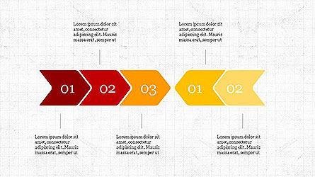 Sequential Process Presentation Concept Slide 6