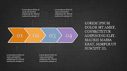 Sequential Process Presentation Concept Slide 9