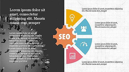SEO Presentation with Flat Icons, Slide 7, 04089, Presentation Templates — PoweredTemplate.com