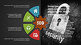 SEO Presentation with Flat Icons#12