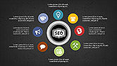 SEO Presentation with Flat Icons#16